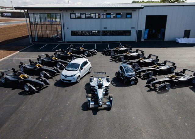 First Formula E electric race cars delivered to teams