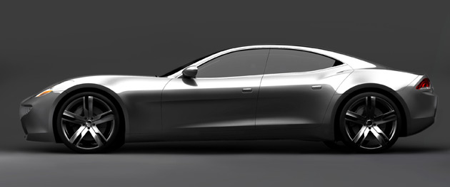 The Fisker Karma will use a 260hp 2.0L Ecotec engine with direct-injection and turbocharging technologies