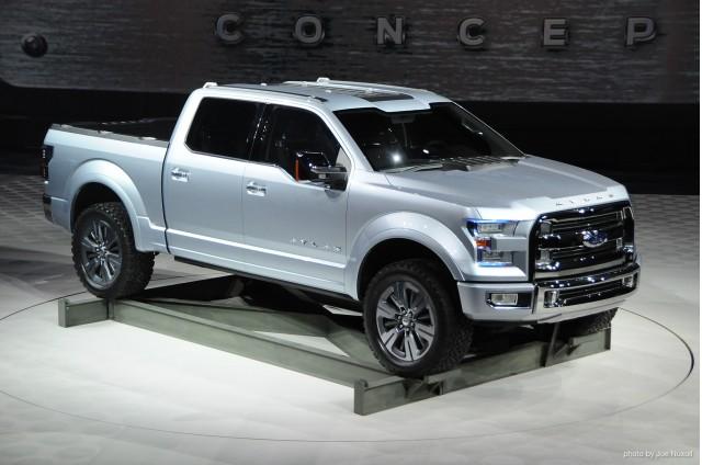 Ford likes turbocharging in trucks gm dodges it which is for Atlas motors portland oregon