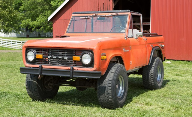 Ford Bronco Restoration Service Launches