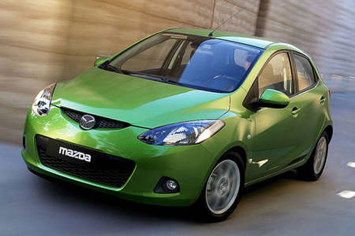Ford building Mazda2-based sub-compact