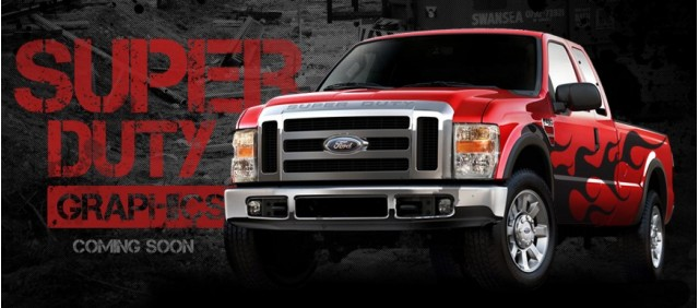 Ford Custom Graphics
