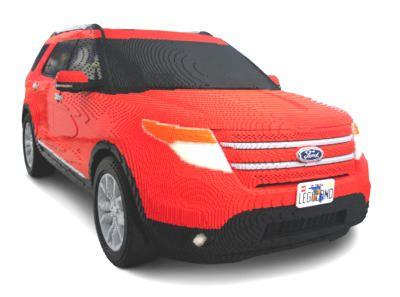Ford Explorer LEGOLAND