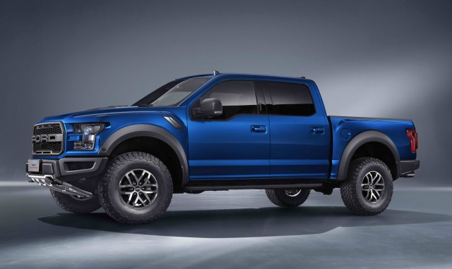 2020 Ford F-150 Raptor SuperCrew