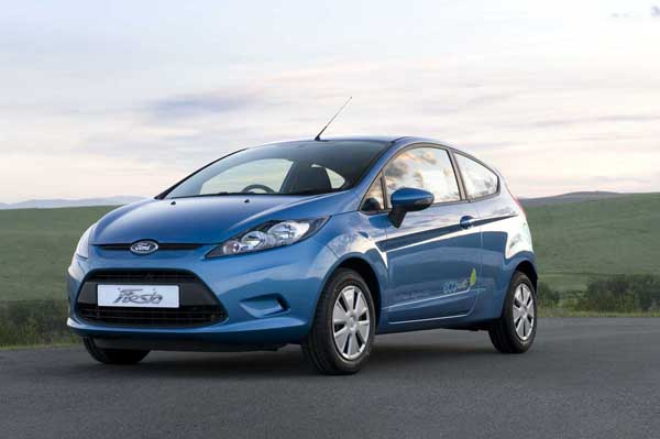 Driven: 2009 Ford Fiesta ECOnetic Diesel