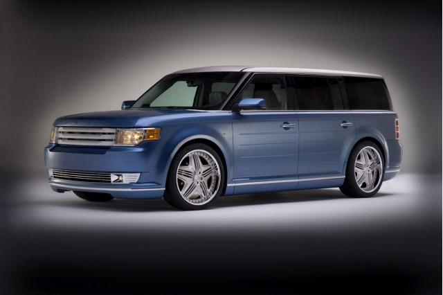 ford flex sema 2007 motorauthority 001