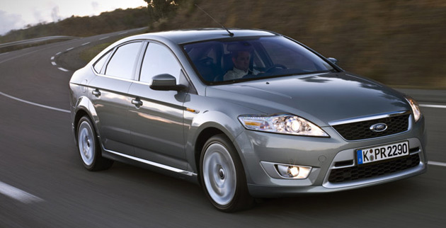 By utilizing two separate fuel tanks, the Tri-Fuel Mondeo is capable of driving up to 815 miles (1,311km)