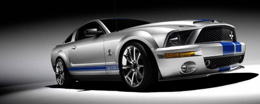 Ford planning more Shelby GT500KR Mustangs for 2009