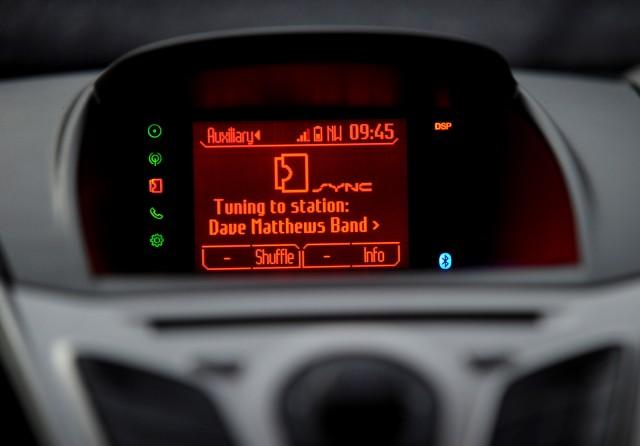 Ford SYNC AppLink system