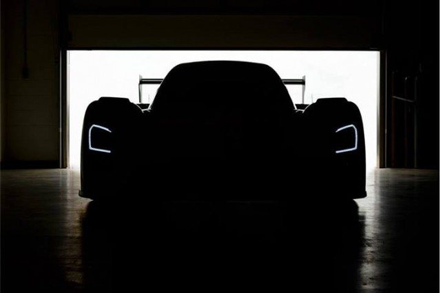 Ford teases EcoBoost-powered Daytona Prototype