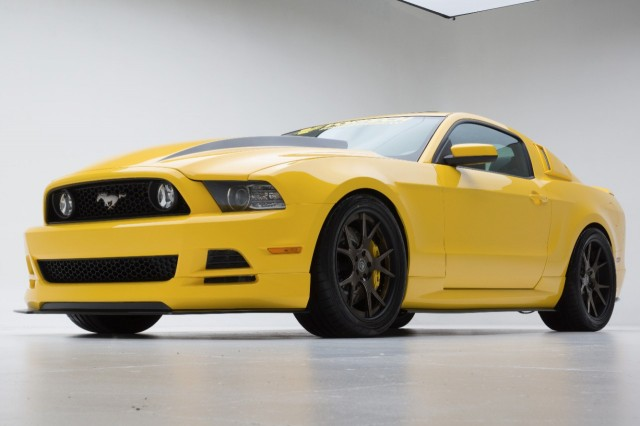 Ford Yellow Jacket Mustang to debut at SEMA.