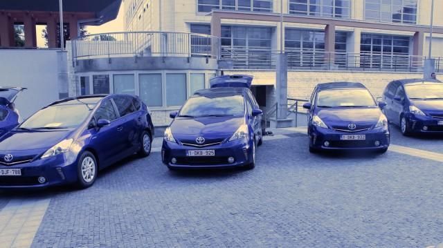 2012 Toyota Prius Plus