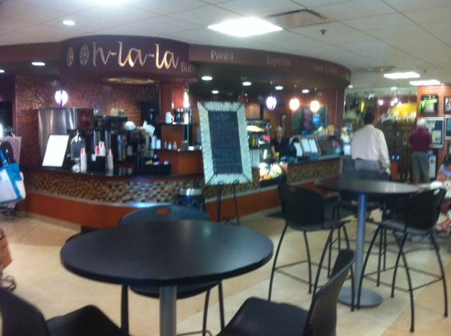 LaFontaine Cadillac - Ooh-la-la Bistro Cafe