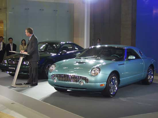 Ford 2001 Tokyo Motor Show