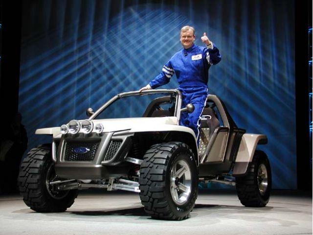 Ford Explorer EX Concept