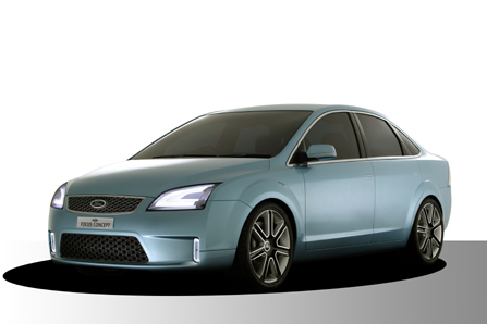 Ford Focus China concept