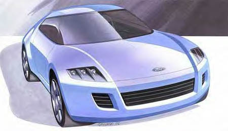 Ford/Pininfarina Focus concept