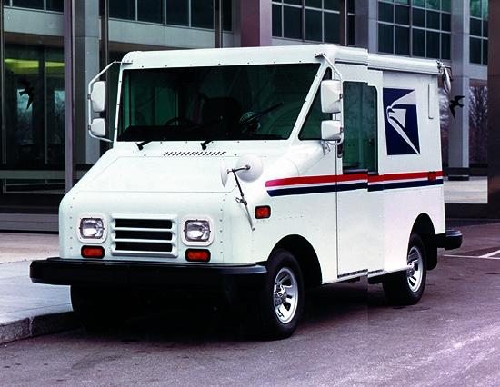 Ford Postal EV