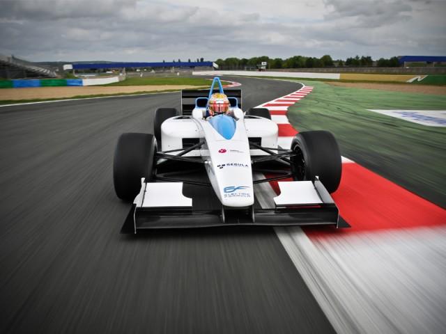 Formulec EF01 Electric Racing Car