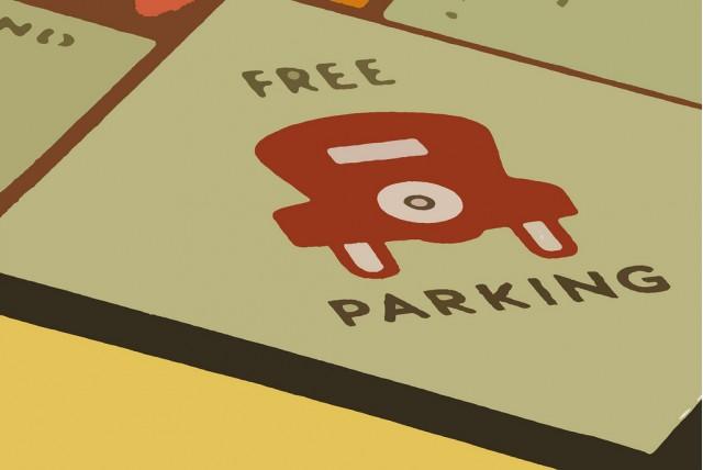free parking - flickr user alancleaver_2000
