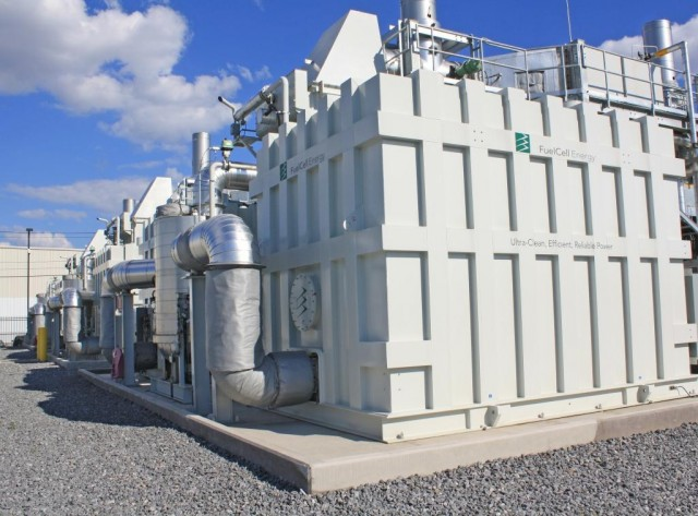 ExxonMobil and FuelCell Energy pursue fuel cell technology in carbon capture