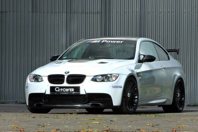 G-Power GP Edition 30 Years supercharger package