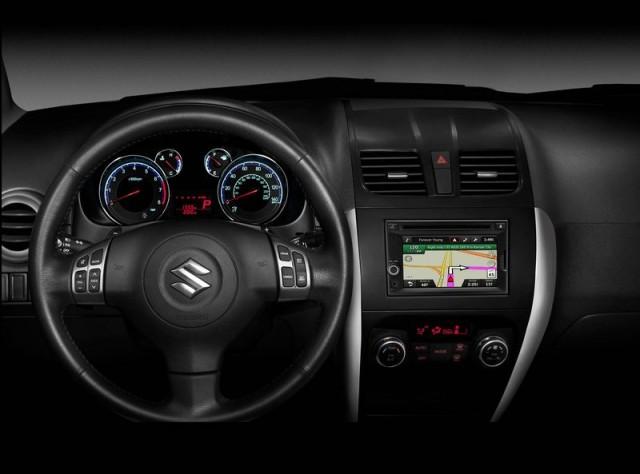 Garmin's first in-car infotainment system comes to Suzuki vehicles
