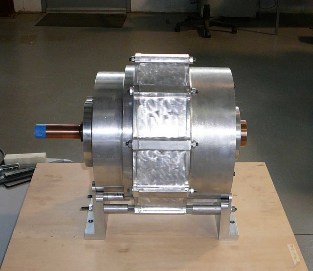 GE Prototype Electric Motor