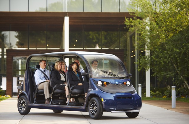 GEM electric vehicles