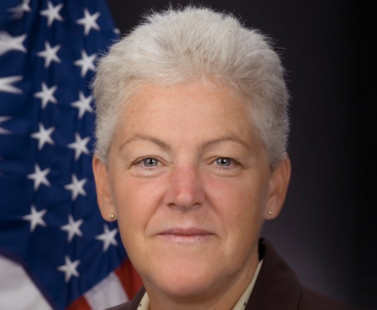 Gina McCarthy, nominee for Environmental Protection Agency administrator