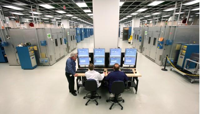 GM Battery Lab, Warren Technical Center