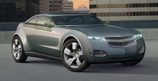 GM electric car to arrive in 2010