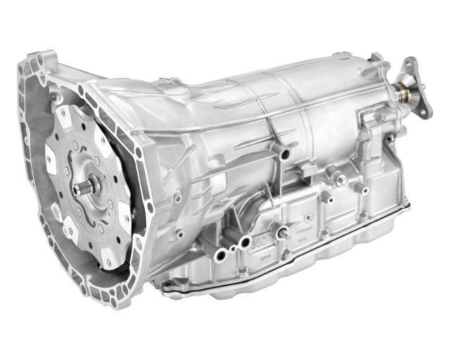 GM Hydra-Matic 8L45 eight-speed automatic transmission