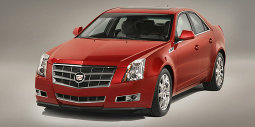 GM merging Sigma and Zeta for new Cadillac sedan