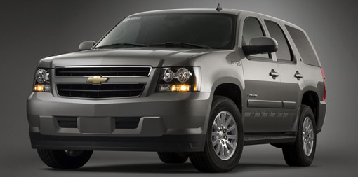 Chevy Suv Models >> GM to suspend SUV and pickup development