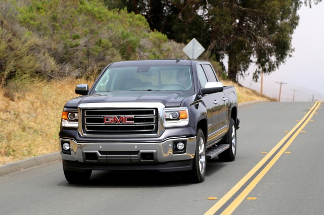 2014 GMC Sierra First Drive, Santa Barbara