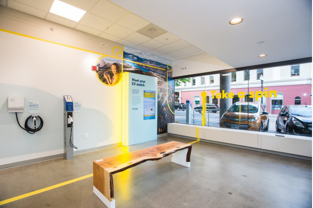 Go Forth Electric Vehicle Showcase, Portland, Oregon, July 2017