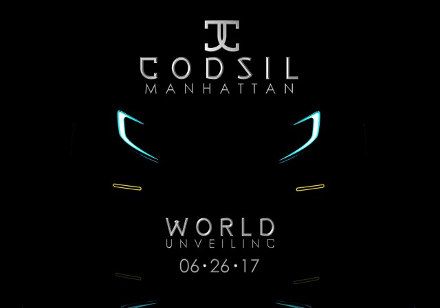 Godsil Manhattan V16 Super-Coupe teased