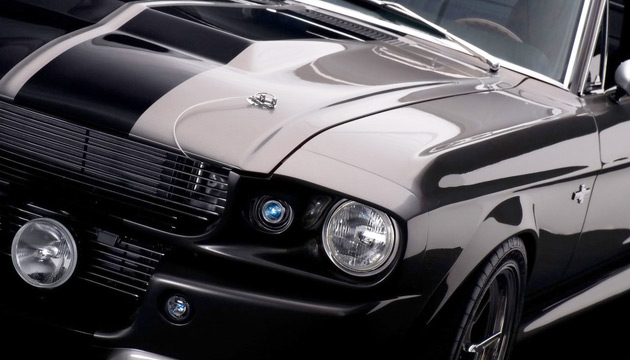 Gone in 60 Seconds Shelby GT500 Eleanor