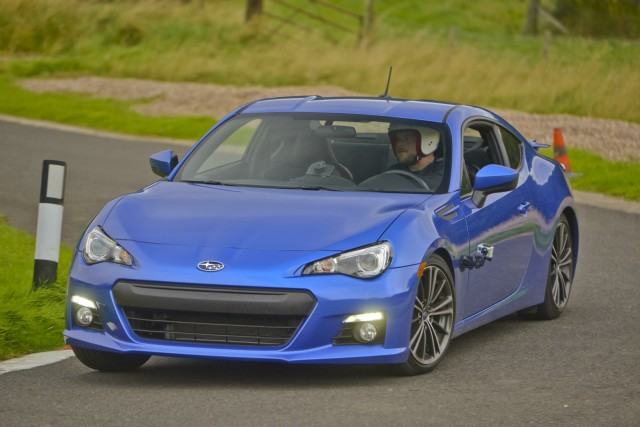 Goodwood Revival via 2013 Subaru BRZ