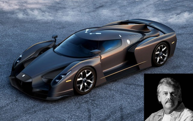 Mclaren F1 Designer Gordon Murray Praises The Scg003