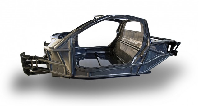 Gordon Murray Design iStream Carbon