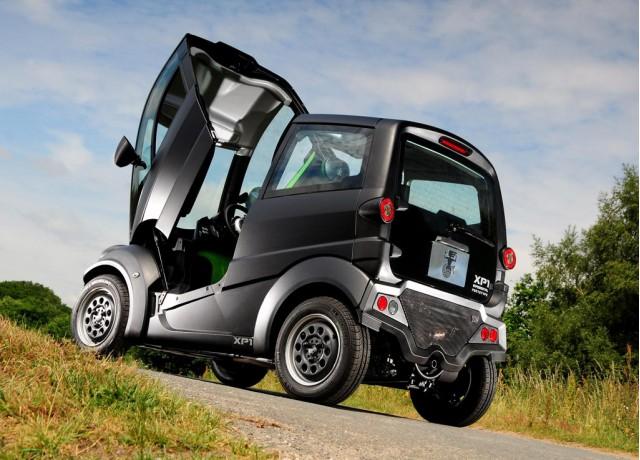 Gordon Murray Design T25 Minicar