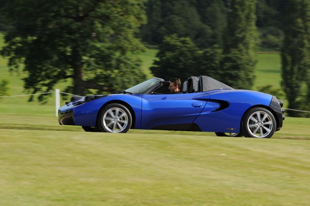 Gordon Murray & Toray's TEEWAVE AR.1 electric sports car
