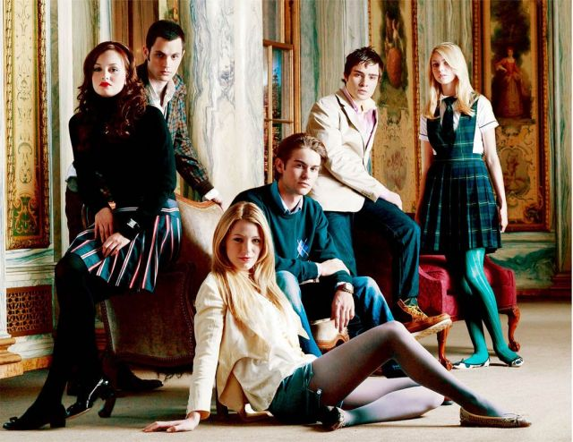 Gossip Girl presents the faces of Generation Y