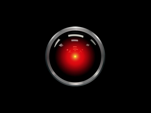HAL 9000 from the movie 2001: A Space Odyssey