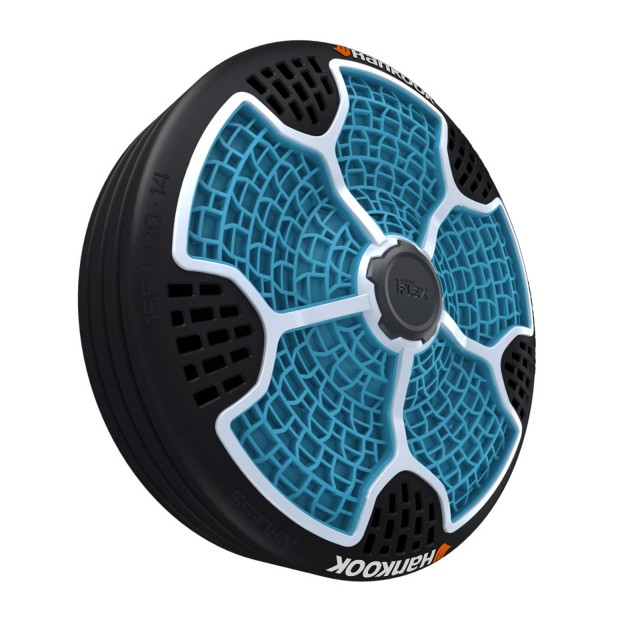 Hankook i-Flex airless tire concept