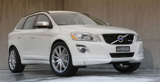 Heico Sportiv offers performance upgrades for the entire XC60 range, including both petrol and diesel models