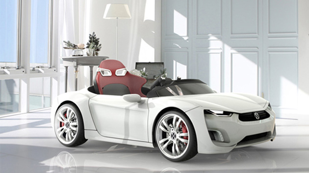 broon f8 new electric supercar for your smaller drivers