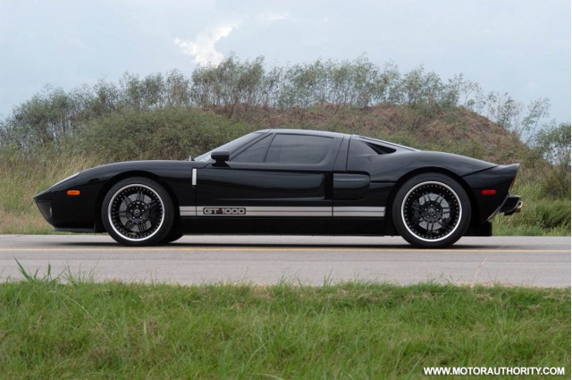 hennessey ford gt 1000 motorauthority 001